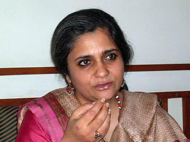"""The complainant stated thatTeesta Setalvad and her husband Javed Anand, between 2010 and 2013, misappropriated Rs 1.4 crore received from Union ministry of humanresources development for their education project """"Khoj"""" under the Sarva Shiksha Abhiyan."""