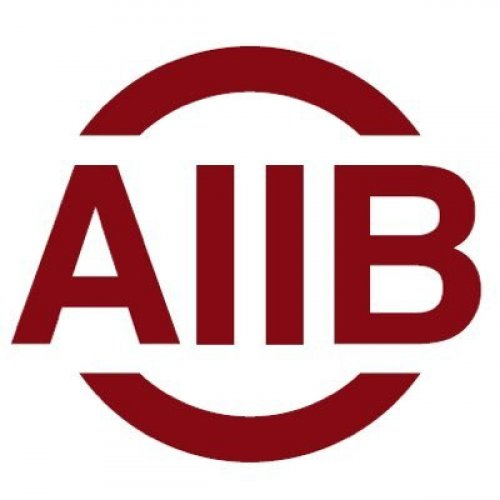 The emblem of Asian Infrastructure Investment Bank. (pic @AIIB_Official)