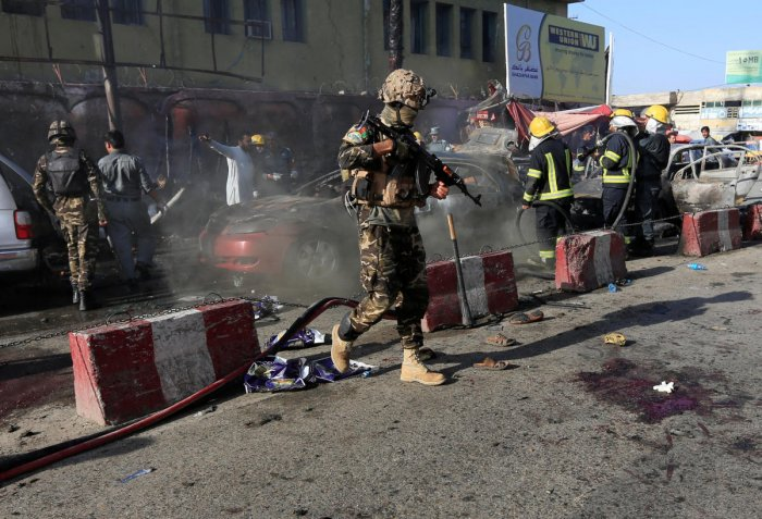Violence related to the parliamentary vote has killed or wounded hundreds of people in recent months and more militant attacks are expected ahead of Afghanistan's October 20 poll. (Reuters file photo for representation)