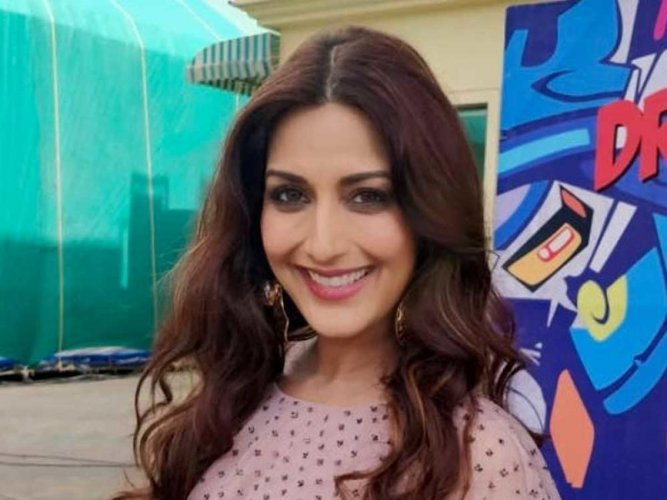 Bollywood actor Sonali Bendre Behl. Image courtesy Twitter
