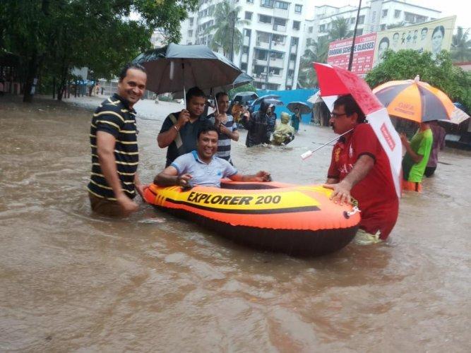 When Vasai turned into waterworld | Deccan Herald