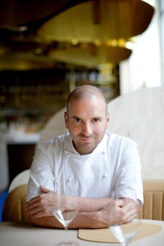 Australian chef George Calombaris