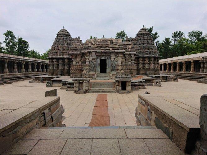 Chennakesava Temple, Somanathapura