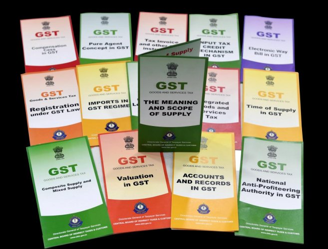 As far as Karnataka is concerned, there are many negatives than positives. As per the data available with the Finance Ministry, the GST collection till now has been in excess of Rs 9 lakh crore in the country. Out of this, Rs 1,53,518 crore is CGST, Rs 4,65,668 crore is IGST, and Rs 2,19,395 crore is SGST. PTI photo.