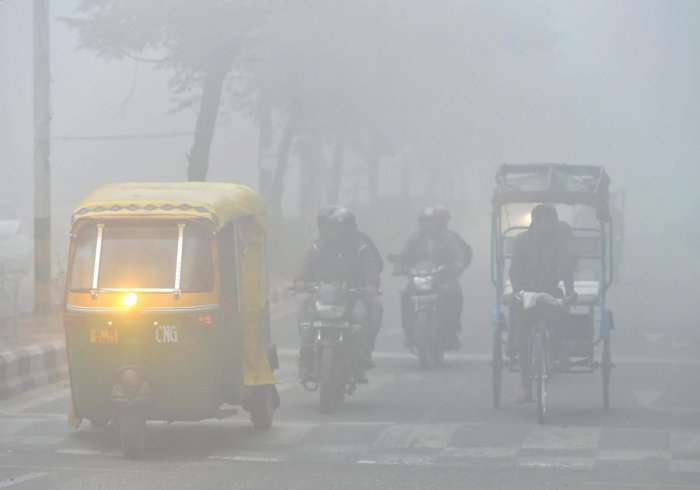 If the air quality deteriorates further to very poor category then in addition measures like enhancing parking fees 3-4 times and increasing frequency of metro and buses would be implemented, an official with the Central Pollution Control Board said. (PTI File Photo)