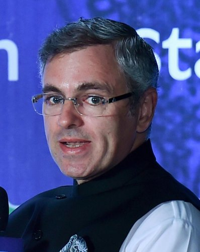 National Conference Vice-President Omar Abdullah. (PTI File Photo)