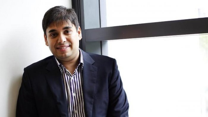 InMobi Founder and CEO Naveen Tewari