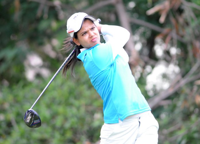 EYEING A STRONG SHOW: Vani Kapoor had recorded the best indian finish in the previous edition of the event. DH FILE PHOTO