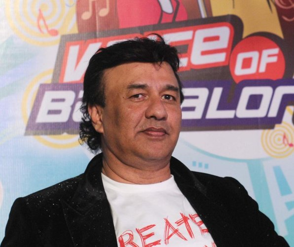 Pandit said she was an admirer of the musician and was thrilled when she got a call from Anu Malik's manager to come to Andheri's Empire Studio in mid 2001 to meet him. DH File Photo