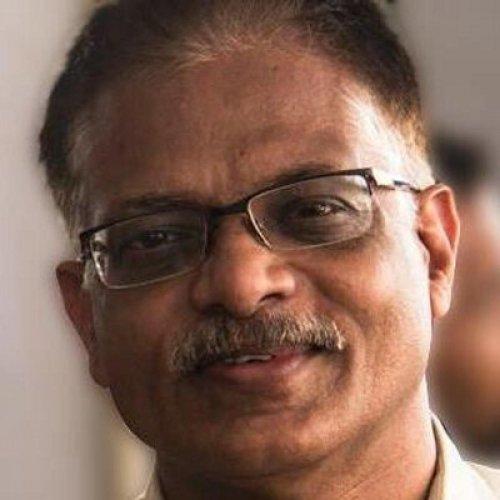 C Gouridasan Nair