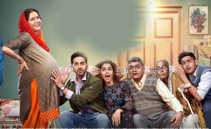 The makers of the film deserve many 'Badhaai-s' for zero platitudes, exceptions in spite of predictability and creating a joyful watch.