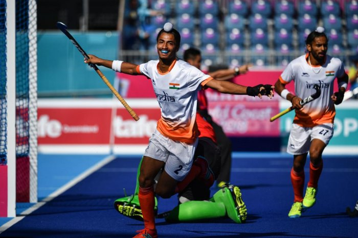 Young striker Dilpreet Singh scored a hat-trick as India launched their title defence with a runaway 11-0 victory over hosts Oman in the Asian Champions Trophy. (AFP File Photo)