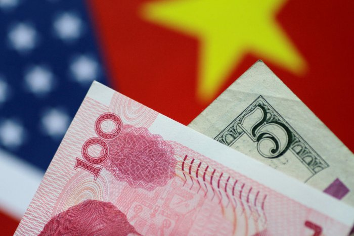 The world's second largest economy expanded by 6.5 per cent in the July-to-September period year-on-year, according to official GDP figures released Friday by China's National Bureau of Statistics. (Reuters Photo)
