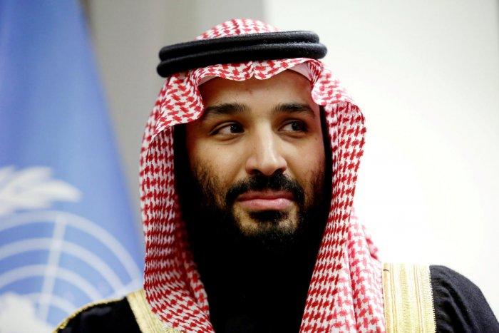 Saudi Arabia's Crown Prince Mohammed bin Salman Al Saud. Reuters