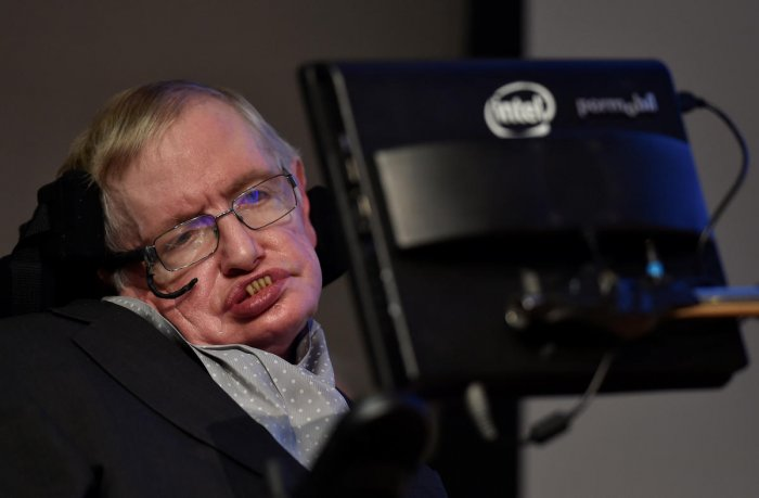 British scientist and theoretical physicist Stephen Hawking. (Reuters file photo)