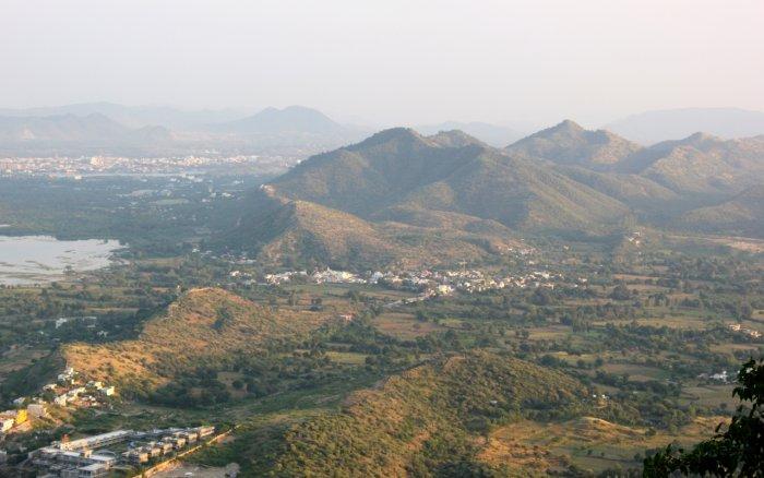 Image result for Supreme Court shocked: 31 Hills of Aravali missing