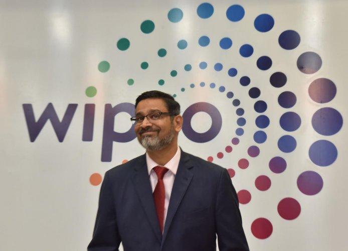 Abidali Z Neemuchwala, CEO of Wipro
