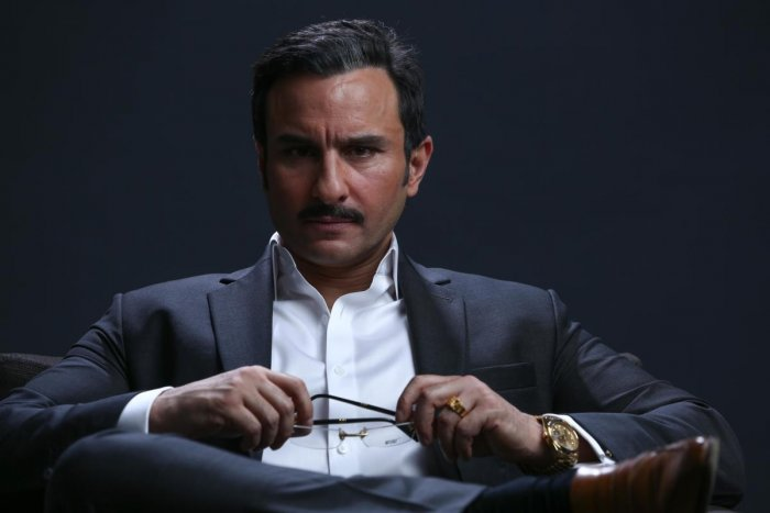 Bollywood actor Saif Ali Khan. (File photo)