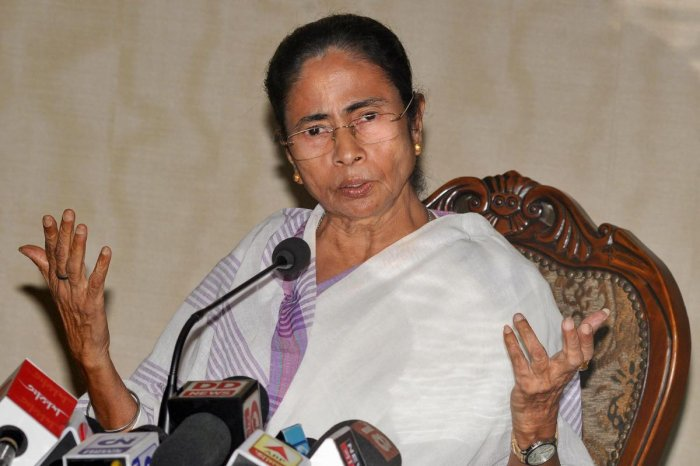 West Bengal Chief Minister Mamata Banerjee. PTI file Photo