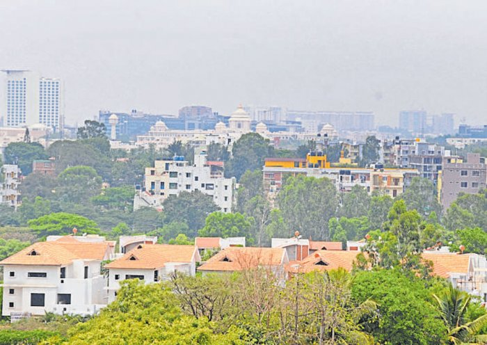 Karnataka has 277 urban local bodies, including the Bruhat Bengaluru Mahanagara Palike (BBMP). The BBMP is already using GIS Enabled Property Tax Information System (GEPTIS) on which over 18.5 lakh properties have been mapped. (DH File Photo)