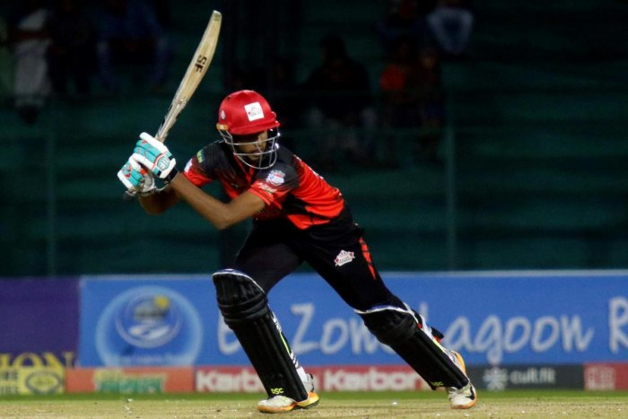 STEADY PROGRESS Devdutt Padikkal has given a good account of his talent in the just-concluded BCCI age-group tournaments and last year's KPL. FILE PHOTO