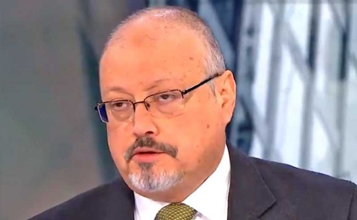 Khashoggi, a former government advisor who went into self-imposed exile in the United States last year to avoid possible arrest, has been critical of some of the policies of Saudi Crown Prince Mohammed bin Salman and Riyadh's intervention in the war in Yemen. (Video grab)