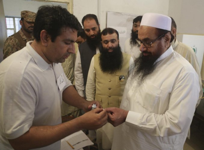 Mumbai attack mastermind Hafiz Saeed-led Jamaat-ud-Dawa (JuD) and Falah-i-Insaniyat Foundation (FIF) are no longer on the list of banned outfits in Pakistan as the ordinance that proscribed them under a UN resolution has lapsed and the new Imran Khan-led
