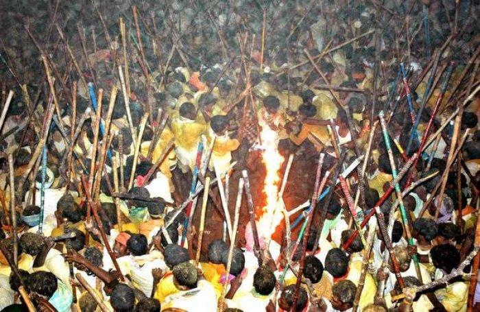 Scenes from the Banni festival. DH PHOTO