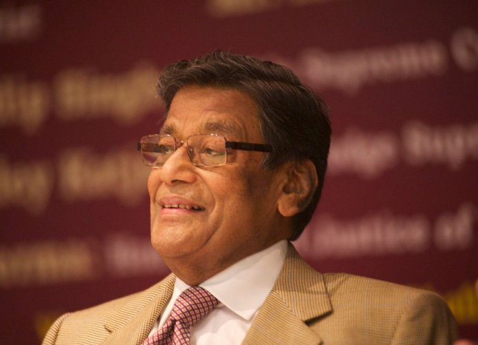 """Attorney General K K Venugopal asked a bench of Justices Madan B Lokur and U U Lalit to withdraw from hearing the matter, in view of the previous observation that """"murderers are roaming on the streets of Imphal""""."""