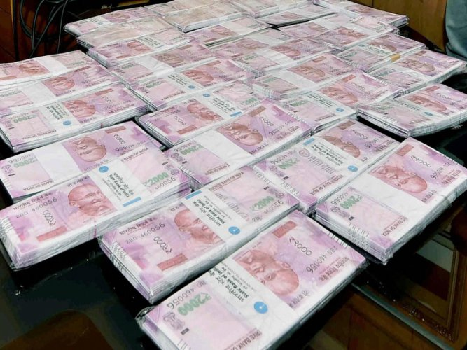 """An NIA official said Akbar Ali is a """"kingpin"""" of the FICN network in the country and a reward of Rs. 25,000 was earlier announced for his arrest in connection with a case registered by NIA's Hyderabad office in 2015. (PTI File Photo. For representation pu"""