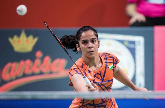 India's Saina Nehwal once again fell to her nemesis Tai Tzu Ying of Chinese Taipei, this time in the French Open. File Photo