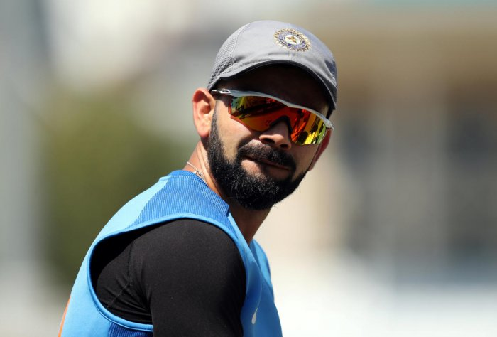 IN A ZONE: Virat Kohli's batting has been at a different level in recent years, especially in one-day internationals. AFP