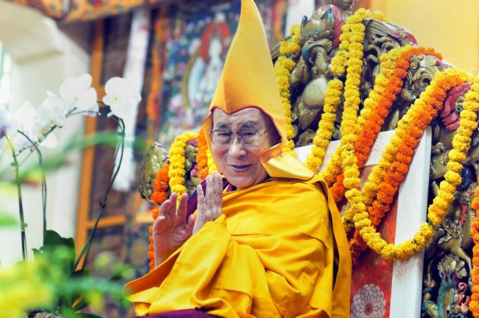 New Delhi, earlier this year, advised 'senior leaders' and 'government functionaries' to avoid sharing podium with Dalai Lama, who, even after delegating his political powers to leaders elected by the exiled Tibetans, remains the icon of the community's s