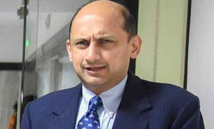 Dr. Viral V Acharya, Deputy Governor, Reserve Bank of India. Credit: PTI Photo