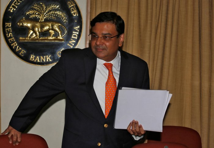 The Reserve Bank of India (RBI) Governor Urjit Patel. (REUTERS File Photo)