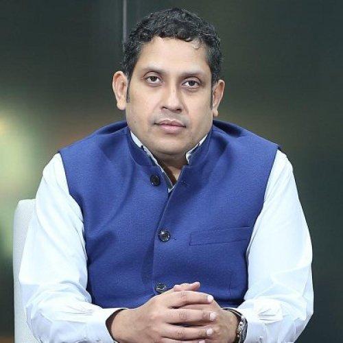 Praveen Chakravarty, Chairman of the AICC Data Analytics Department