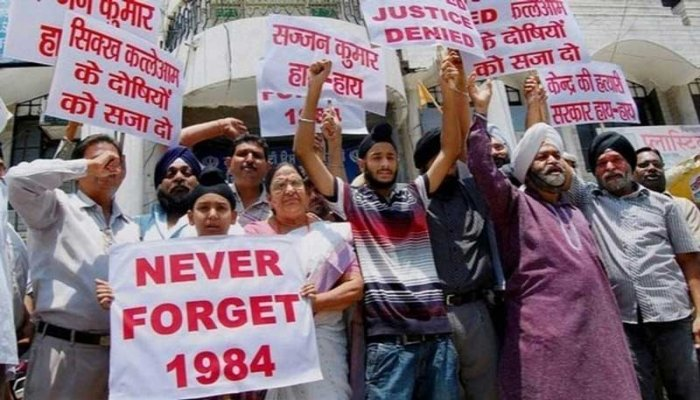 1984: 'His hair was cut so he could live' | Deccan Herald