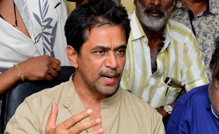 Actor Arjun Sarja. DH file photo.