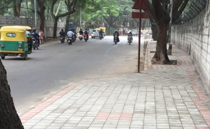 According to the report, Bengaluru has one of the best quality of footpaths in the country and is also amongst the top four cities with the safest public transportation.
