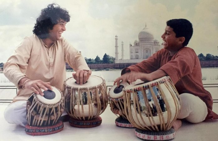 A still from the Wah!Taj commercial.