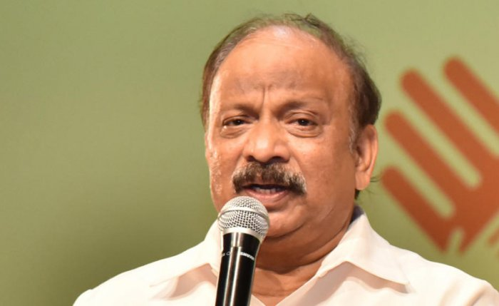 Speaking to reporters in Mandya on Wednesday, Baig had said that the BJP had the habit of politicising the Ram Mandir issue during elections and that the Muslims weren't really opposed to the building of the temple. DH file photo.