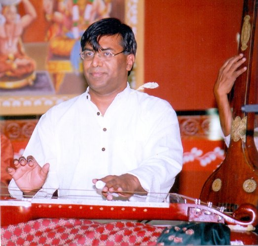 Chitravina N Ravikiran is one of the seven artistes dropped from the December music season in Chennai.