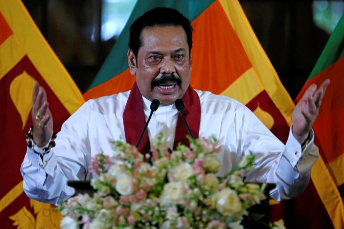 Rajapaksa camp had already enticed a TNA legislator to join ranks by giving him a deputy ministerial position. (Reuters file photo)