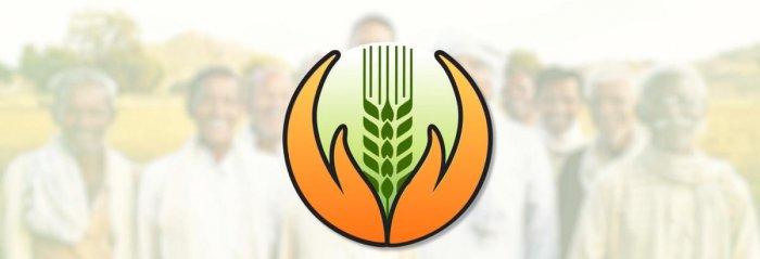 Pradhan Mantri Fasal Bima Yojana logo