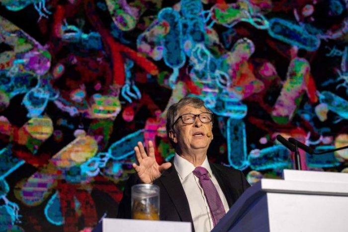 Bill Gates. (AFP photo)