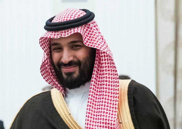 Crown Prince Mohammed bin Salman. (Image courtesy Twitter)