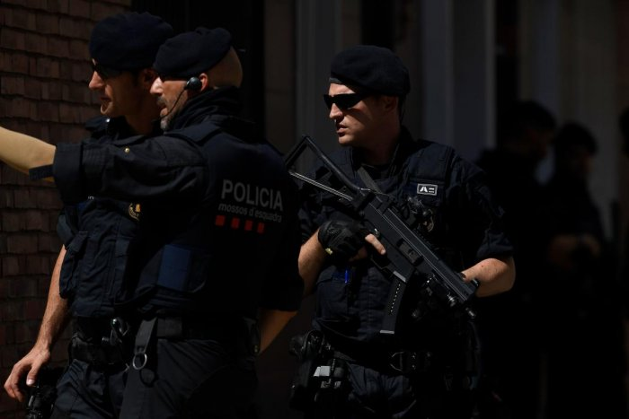 Bomb disposal teams had been sent to the Barcelona Sants station. (File Photo. For representation purpose)