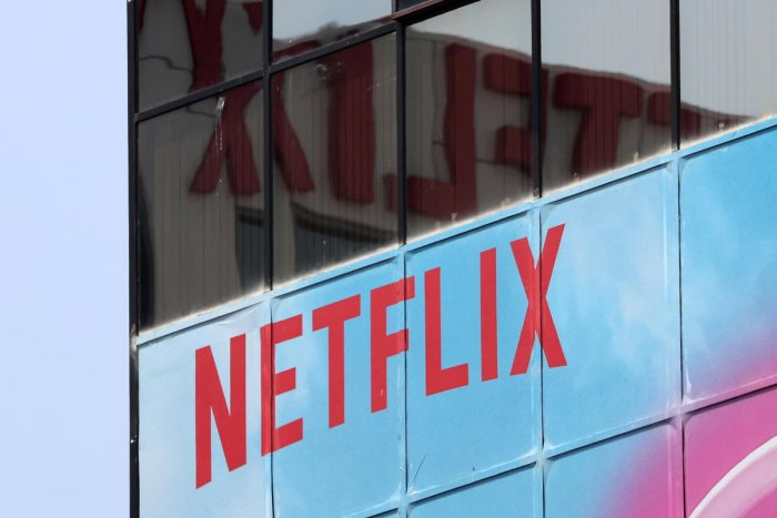 The Netflix logo is seen in their office in Hollywood, Los Angeles. Reuters file photo