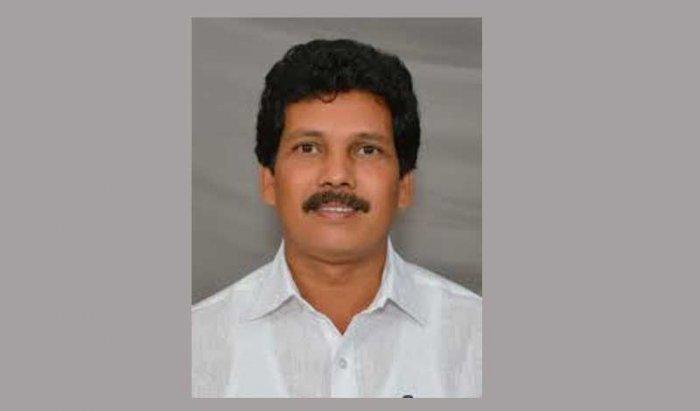 File photo of Kidari Sarveswara Rao, MLA Araku