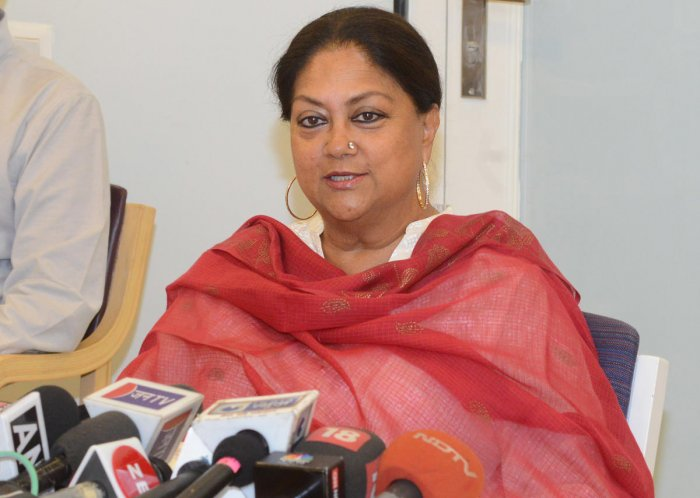 Chief Minister Vasundhara Raje said Prime Minister Narendra Modi has fulfilled the citizens' dreams of 70 years in just 4 years.